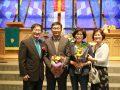 시온 37주년 기념 예배
